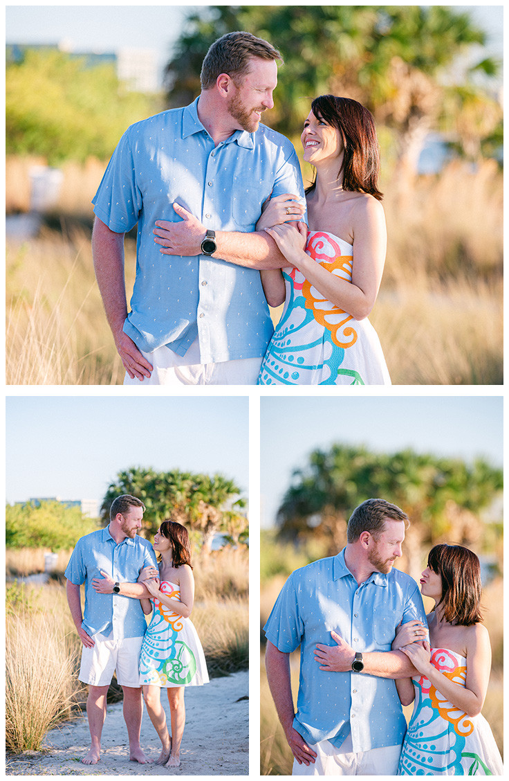 Engagement Sesssion at Cypress Point Park