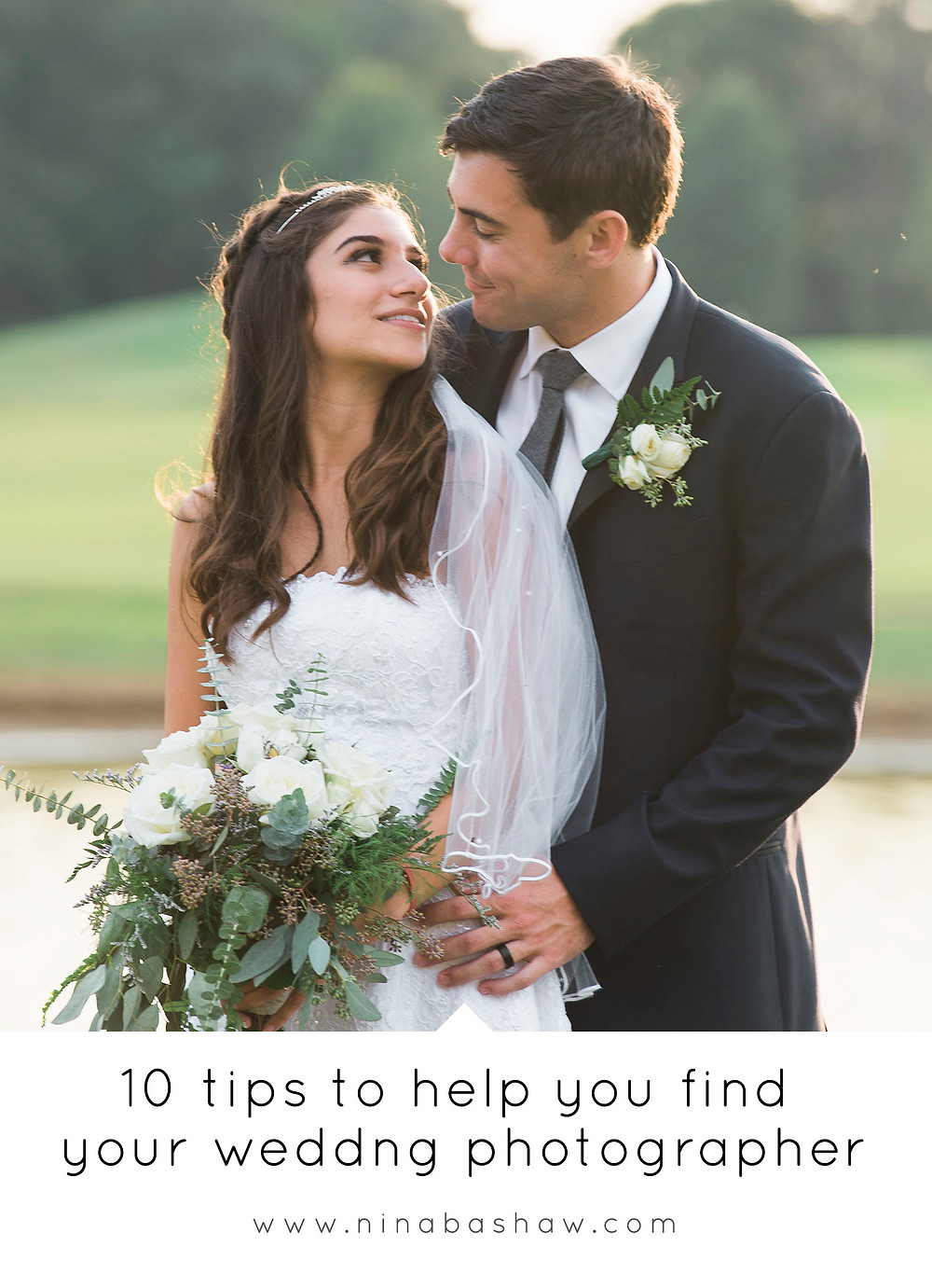 10 tips to help you find the perfect wedding photographer