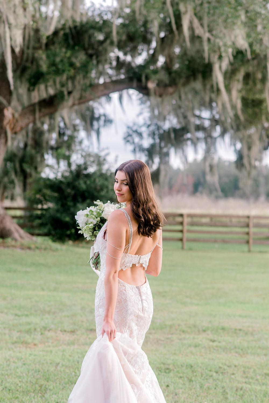 DaVinci Bridal style number 50462