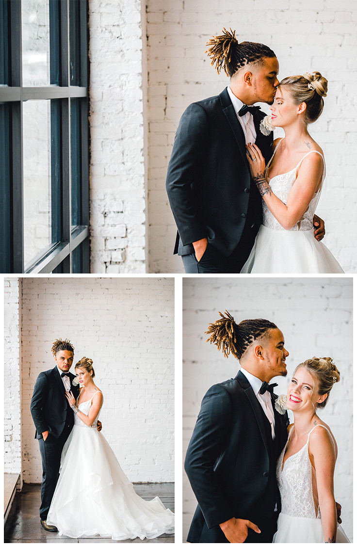 Nina Bashaw Photography shares wedding that was held at Haus820 in Lakeland, Florida