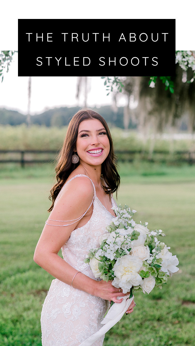 Pros and cons of attending a styled shoot. Nina Bashaw Photography St Petersburg, FL wedding photographers