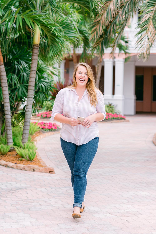 Tampa personal branding photographer Nina Bashaw