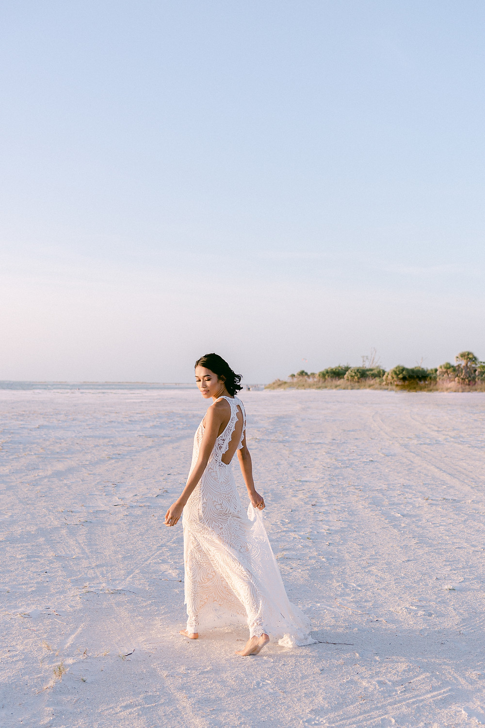 wedding at Fort De Soto park in St Pete, Florida - Nina Bashaw Photography