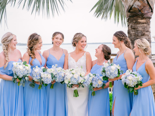 Bridesmaids dress trends for 2021 and 2022