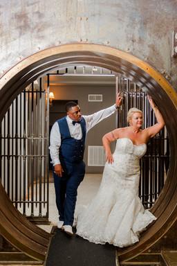 Luxury wedding photographers in St Pete
