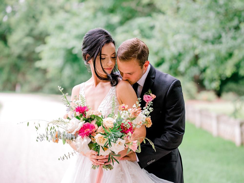 Fine art Tampa wedding photographer Nina Bashaw