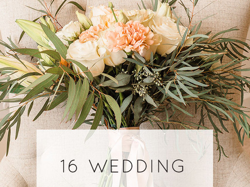 Wedding details that will never go out of style