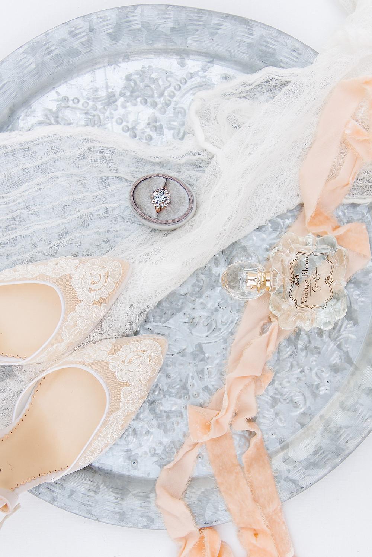 Where to buy flatlay props for wedding photographers. Nina Bashaw Photography