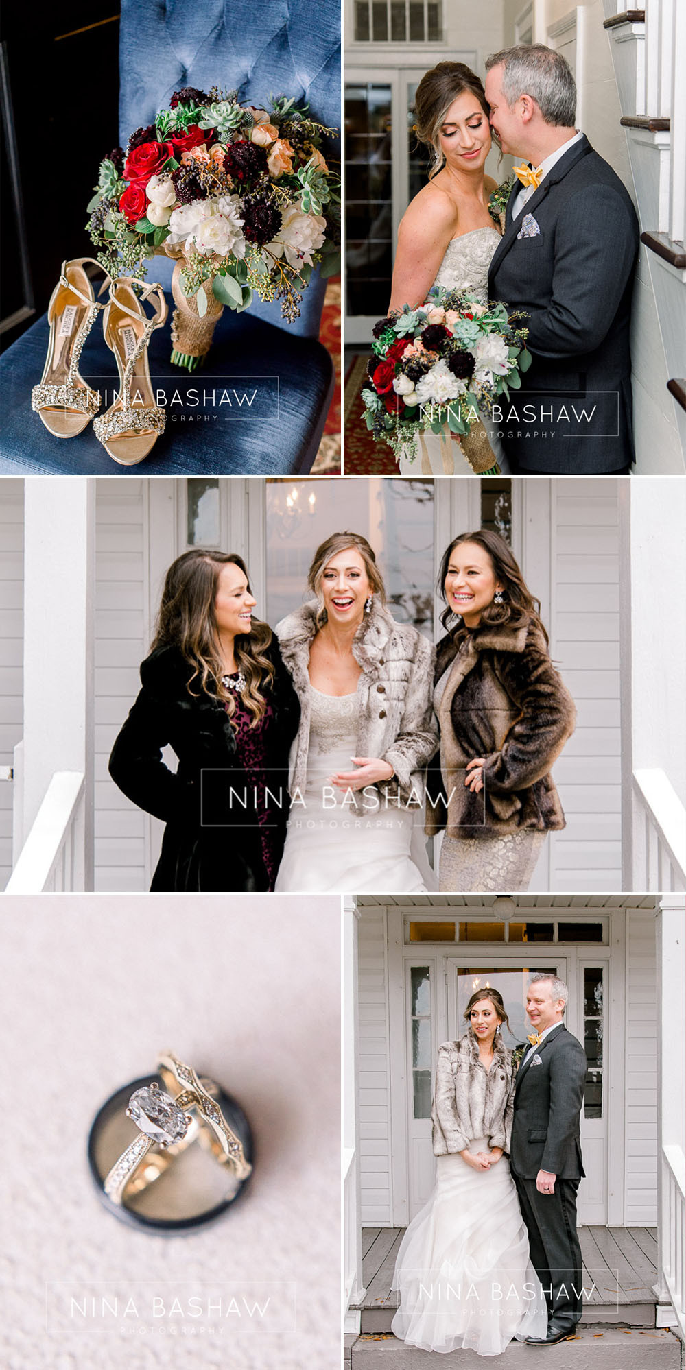 Charlotte wedding photographer Nina Bashaw | Wedding at Southern Oaks in Columbia, SC | Columbia wedding photographers
