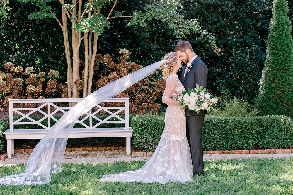 Is an elopement right for you? St. Pete micro wedding photographer Nina Bashaw