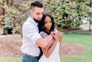 Engagement photographer in Clearwater