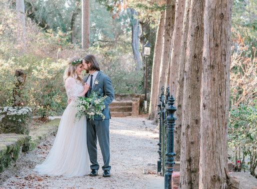 Wedding at Rose Hill Estates in Aiken, SC