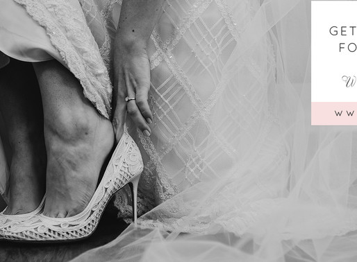 10 Must have getting ready shots for your wedding day