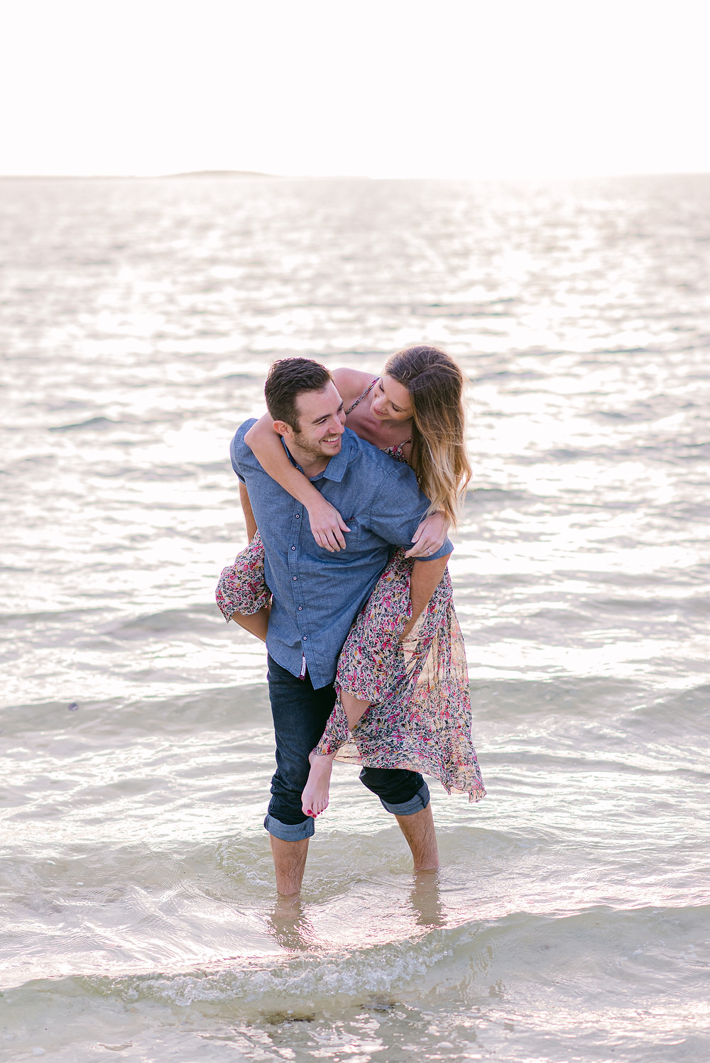 Sarasota engagement photographer Nina Bashaw