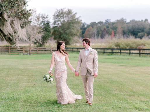 Covington Farms wedding - Dade City, FL
