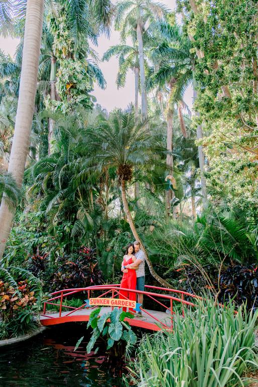 Tampa engagement photographer Nina Bashaw