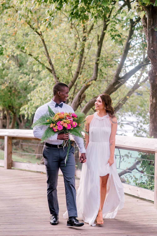 Tampa Bay elopement photographer Nina Bashaw