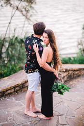 Engagement photographer in Sarasota