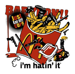 i'm hatin' it