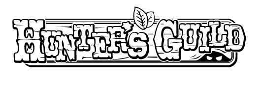 Hunters Guildロゴマークデザイン