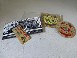 CD ジャケット イラスト/デザイン制作