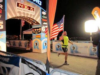 Dream Big Triathlon Coaching athlete Jeff