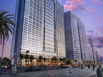 Al Meena Residence & Commercial Tower