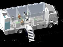 NAFFCO Mobile Hospital