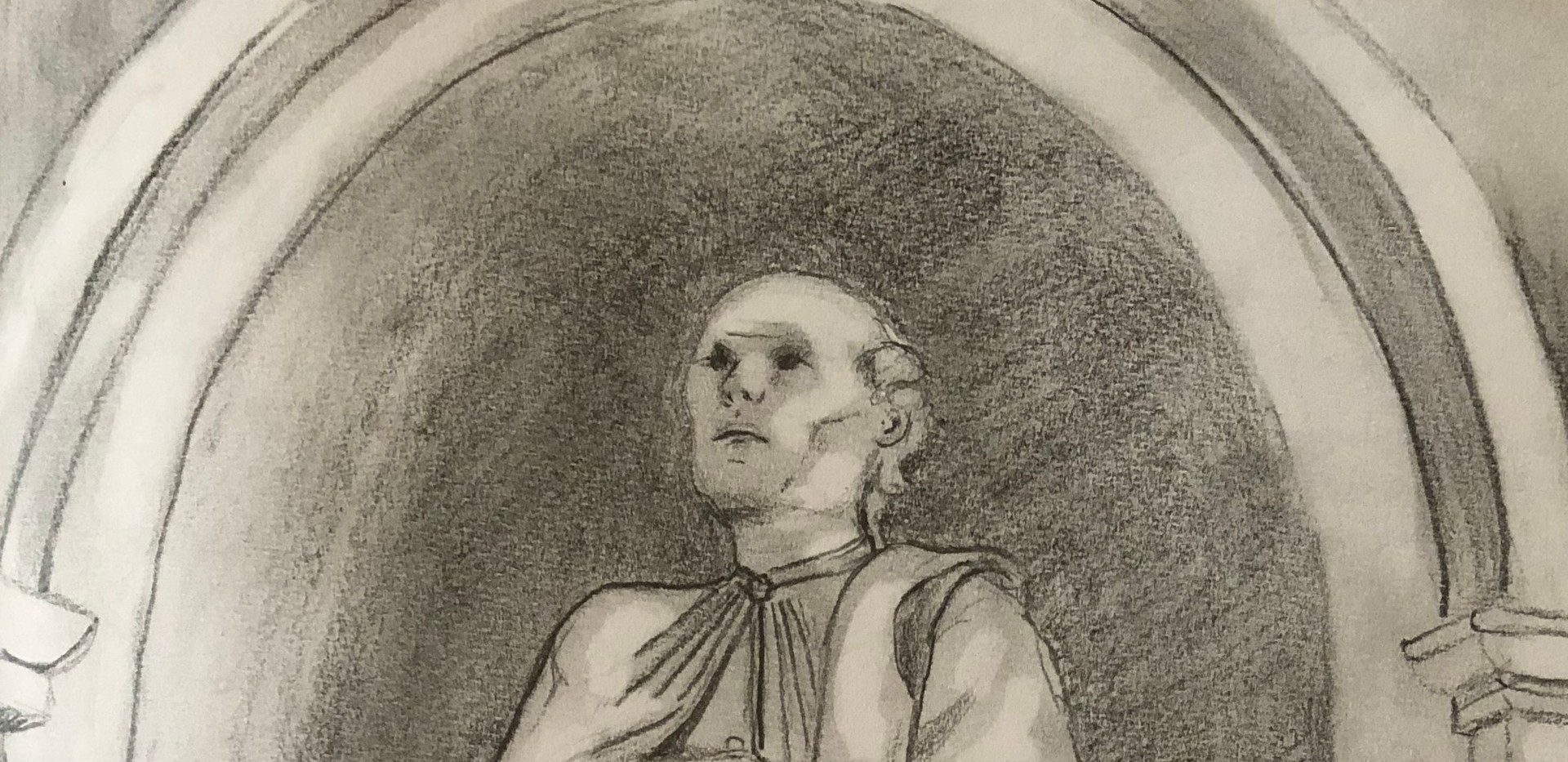 Statue of Filippo Brunelleschi