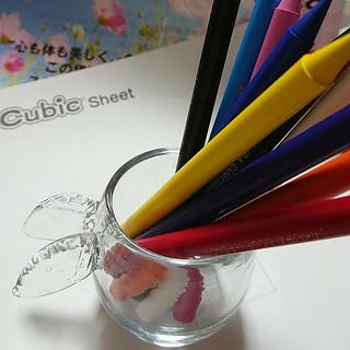 色彩心理学 キュービック