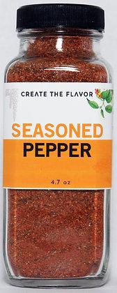Seasoned Pepper