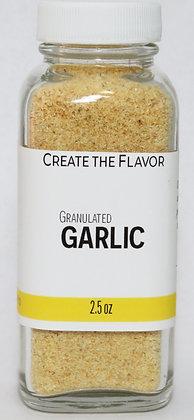 Grandulated Garlic