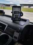 Tyre Pressure monitoring system from Cloud Vehicle Technologies
