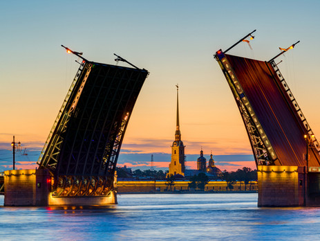 4 days 3 nights in Saint-Petersburg