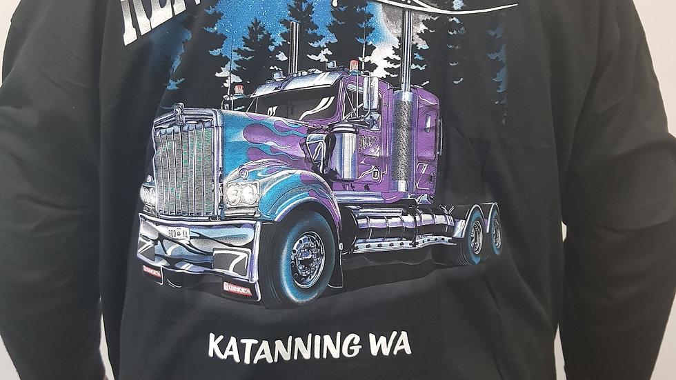 Kendall Trucking Short Sleeve T-Shirt