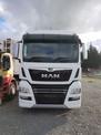 640hp MAN tractor unit sponsored by Penske NZ