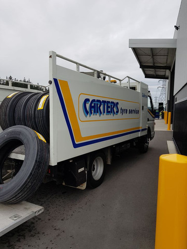 Thanks Carters Tyres
