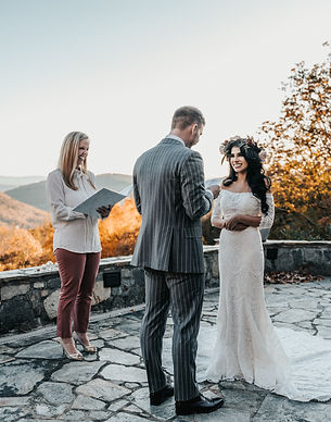 Asheville Officiant Services