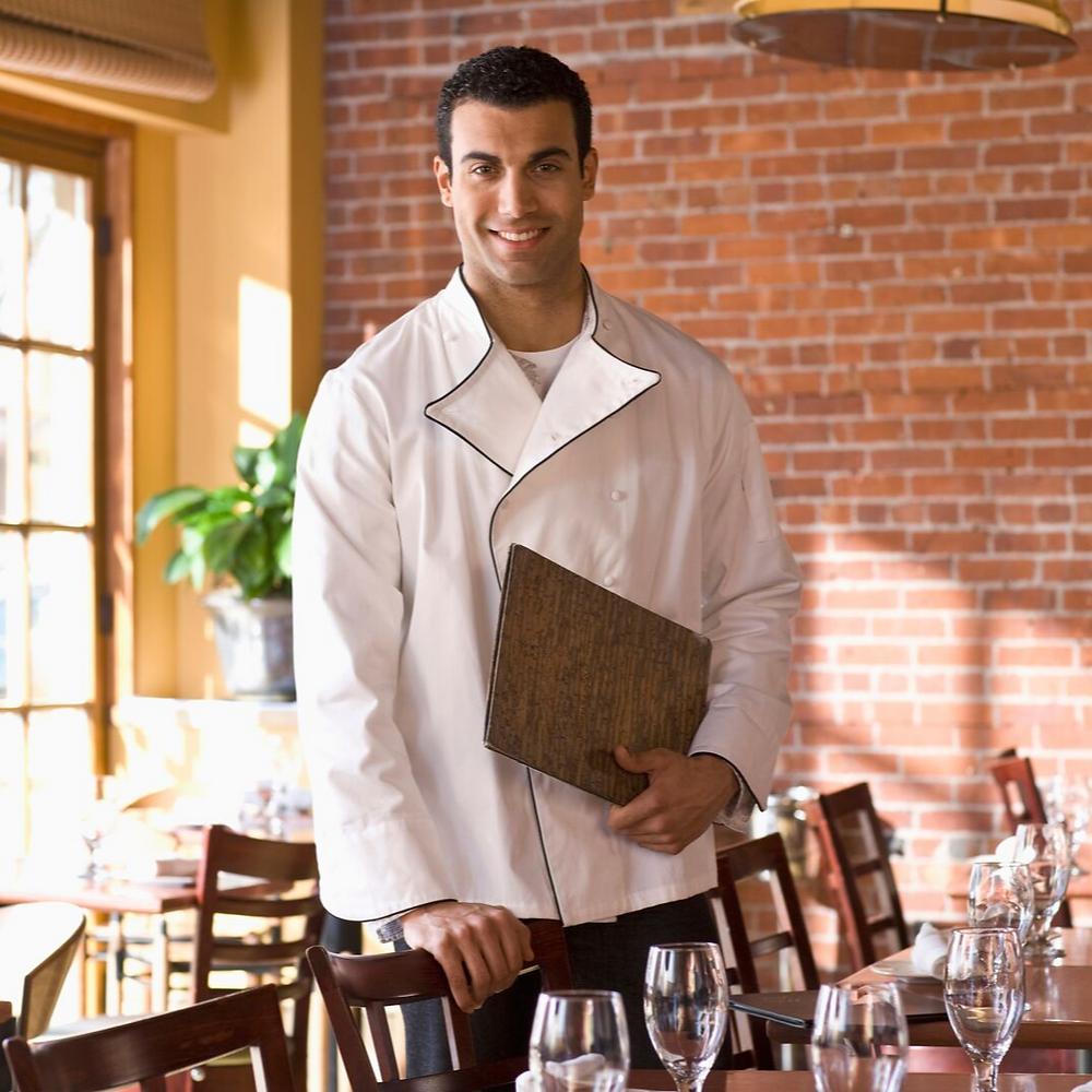 Asheville Waiter