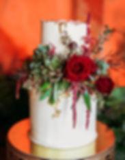 Asheville Mini Wedding Cakes