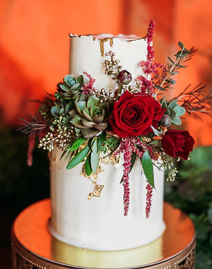 Asheville Mini Wedding Cakes