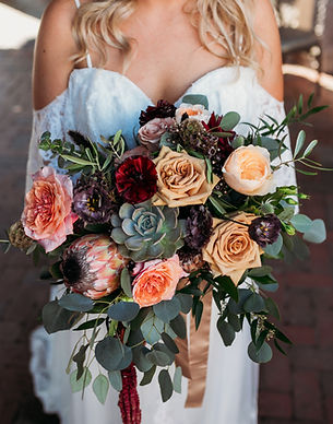 Asheville Florist Wedding