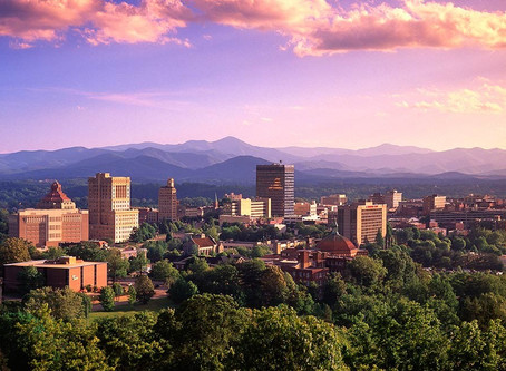 5 Reasons Why You Should Elope In Asheville