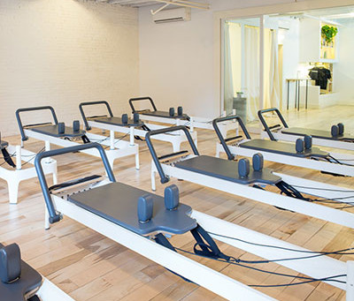 Introducing REFORMER PILATES at Barressential