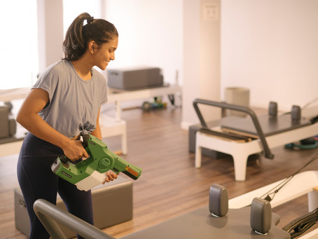 5 Reasons Why We're the Safest Place to Workout in Colombo!