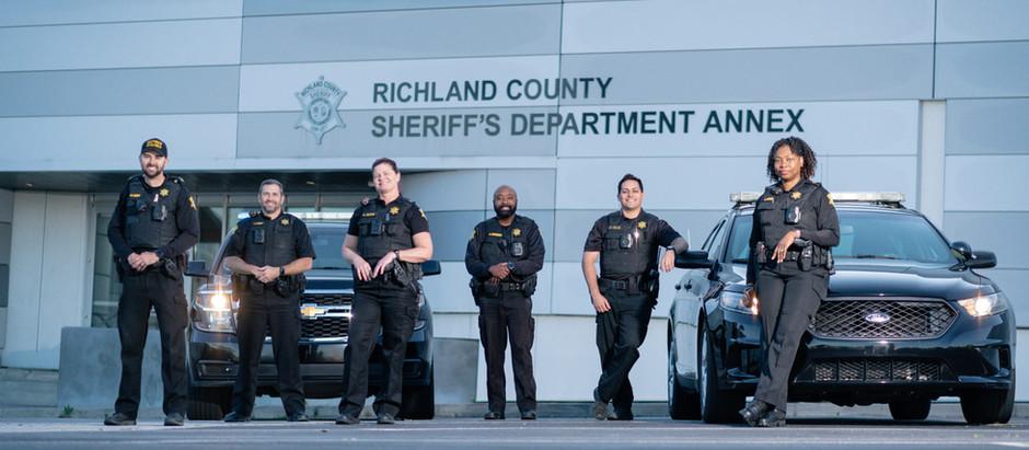 August 2021 Richland County Sheriff's Department Region 4 Newsletter