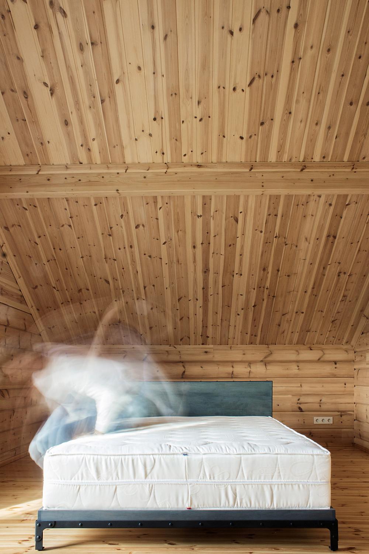 Детская кровать по мотивам RestorationHardware