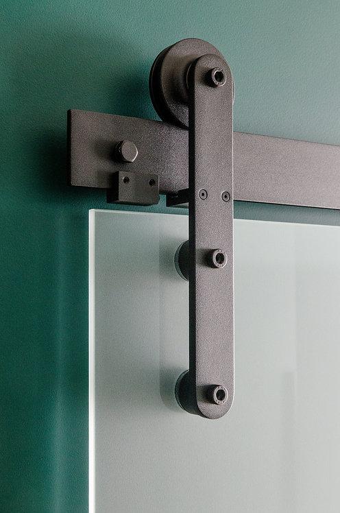Barn door hardware Monorolla GA (for glass doors)