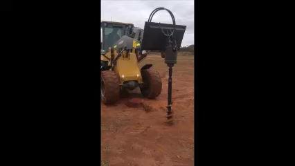 React Post Hole Digger