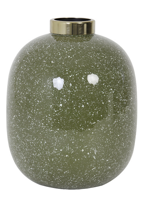 Vase Chow vert